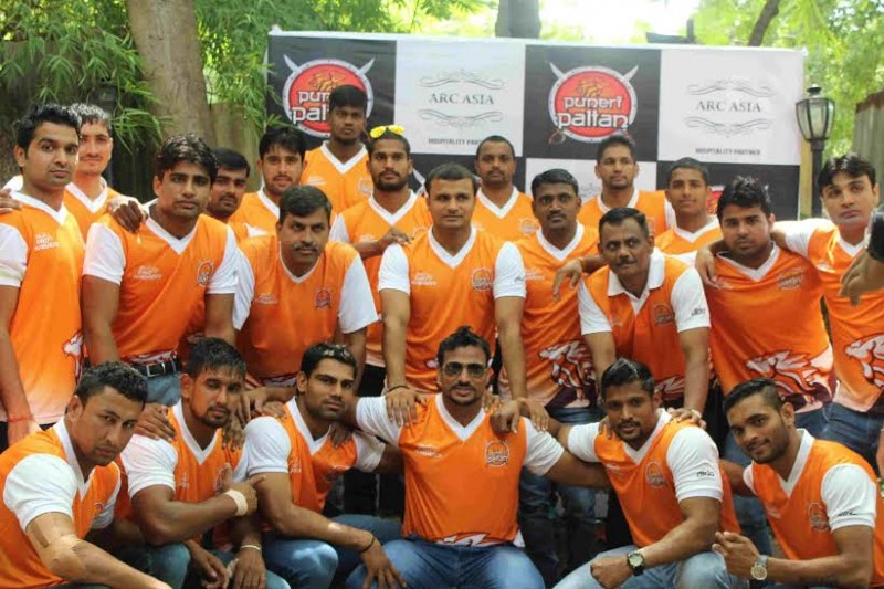 Star Sports Pro Kabaddi League - Puneri Paltan all set for season 2 in new avatar