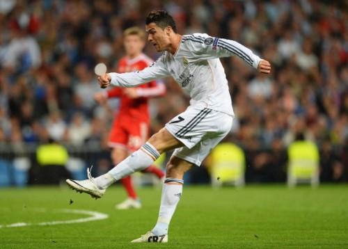 Real Madrid Ronaldo Left foot