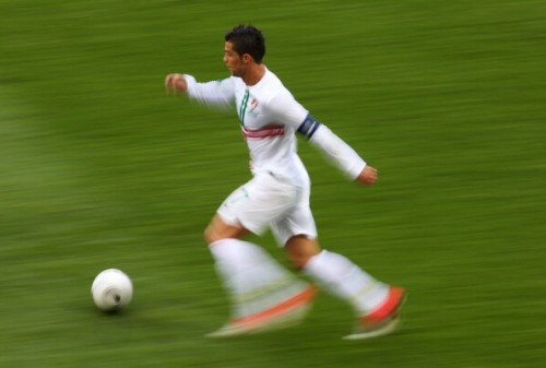 Ronaldo Blur pace speed portugal