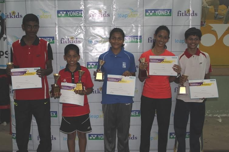 tushar completes fine double on final day of leapstart