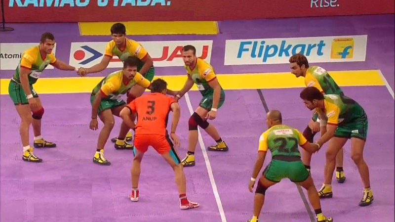 Star Sports Pro Kabaddi: U Mumba beat Patna Pirates 25-20