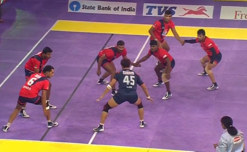Star Sports Pro Kabaddi: Bengal Warriors end disappointing home leg with a 21-32 loss to Dabang Delhi