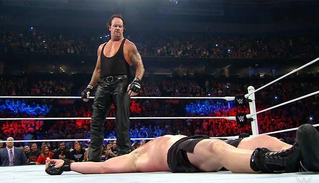 Wwe Battleground 2015 Undertaker