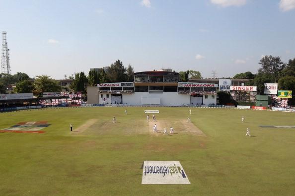 Sri Lanka Vs India 2nd Test Analyzing The P Sara Stadium