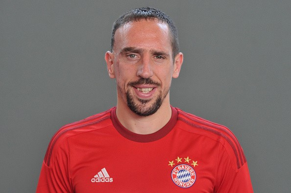 How did franck ribery get his permanent scar franck ribery scar voltagebd Gallery