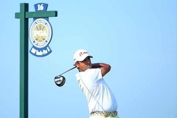 Jason Day wins his first major at the PGA Championship