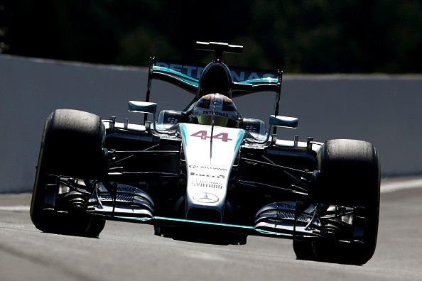 Belgian GP Qualifying: Lewis Hamilton takes pole