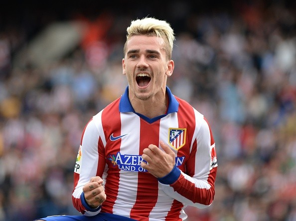 Manchester United eye Atletico Madrid forward Antoine Griezmann after Pedro snub
