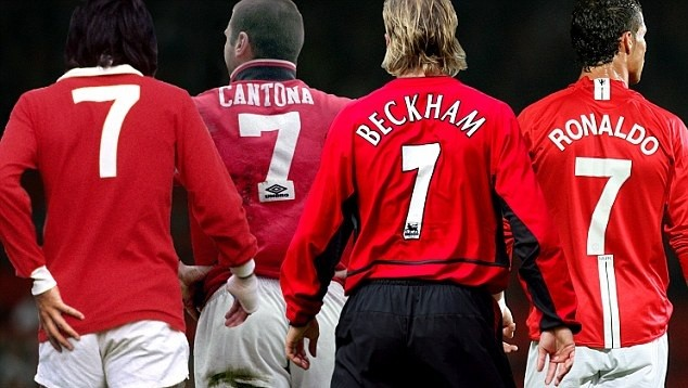 Which Manchester United No. 7 Are You?