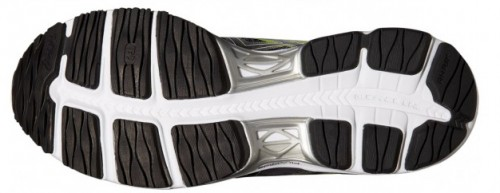 Guidance Line on the outsole