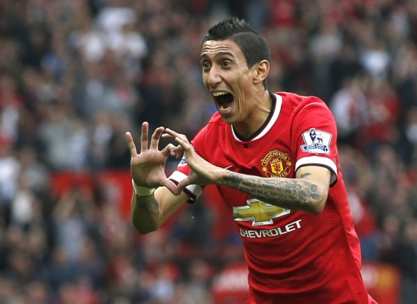 Angel Di Maria officially completes move from Manchester United to Paris Saint-Germain