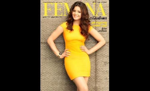 Dipika Pallikal on cover of Femina