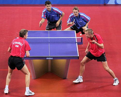 Indian table tennis league to take place next year - Serving in table tennis rules ...