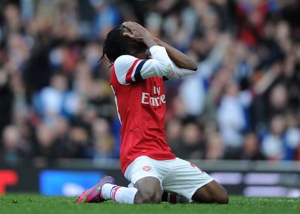 Gervinho Arsenal