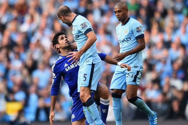 Manchester City Vs Chelsea Melhores Momentos: Manchester City Vs Chelsea: Statistical Analysis