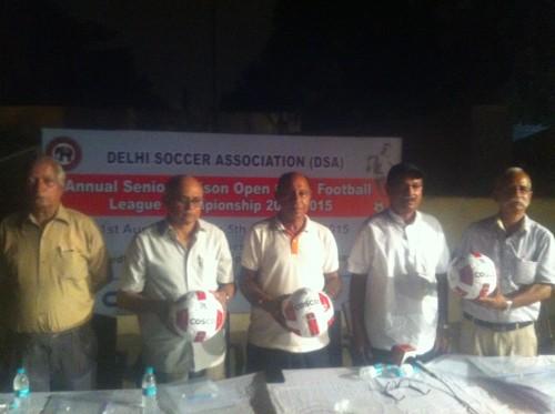Delhi soccer association