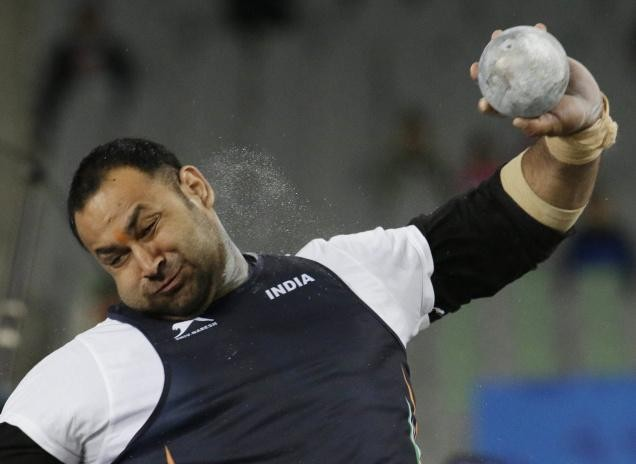 Inderjeet Singh enters the final of the World Championships