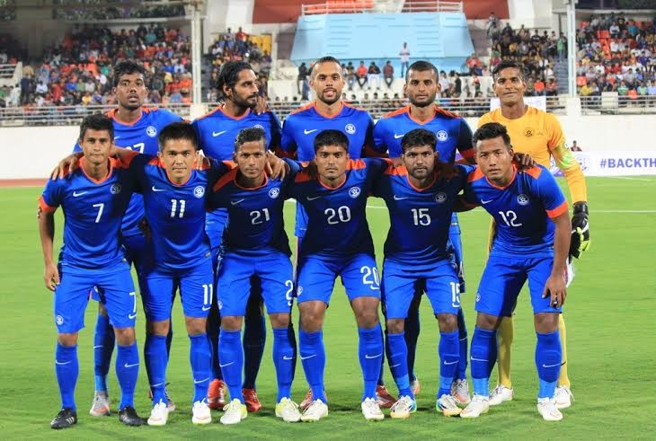 India play out a goalless draw against neighbours Nepal in international friendly
