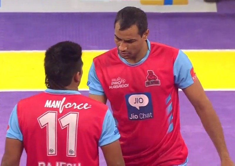 Jaipur Pink Panthers move to third spot with 31-18 win over Puneri Paltan