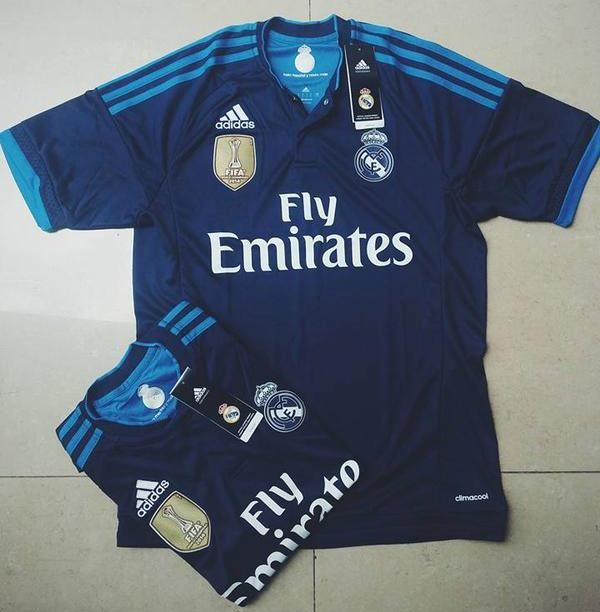 65b4ade11bd Real Madrid s 2015-16 official kit now available in India