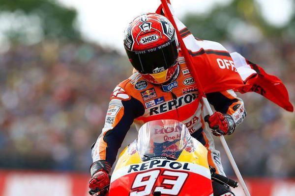 Indy MotoGP 2015: Race Report