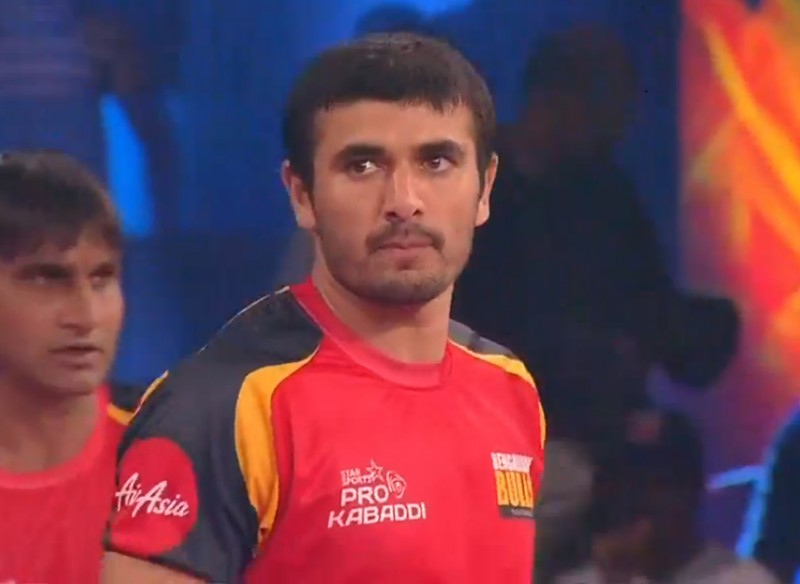 Bengaluru Bulls beat Bengal Warriors 33-22 to reach 2nd spot in Pro Kabaddi