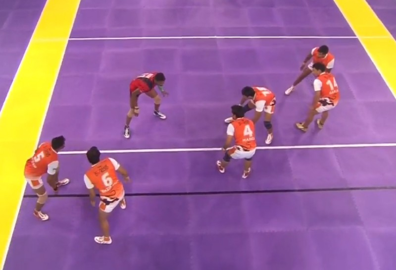 Pro Kabaddi: Puneri Paltan win their second match of the season