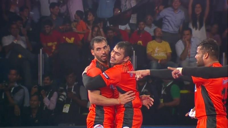 Pro Kabaddi: U Mumba dominate Patna Pirates 35-18 in semi-final