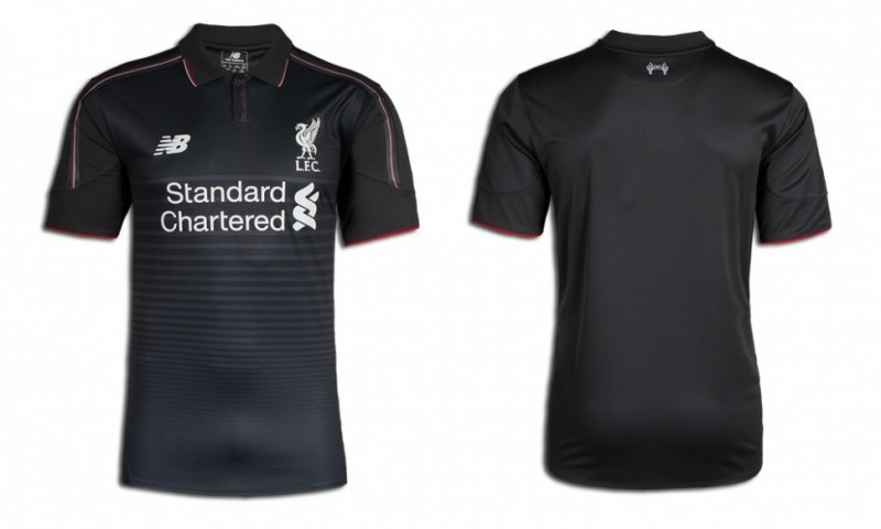 e1c47613e87 Liverpool s 2015-16 official kit now available in India