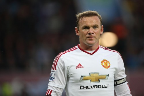 Wayne Rooney Manchester United Striker