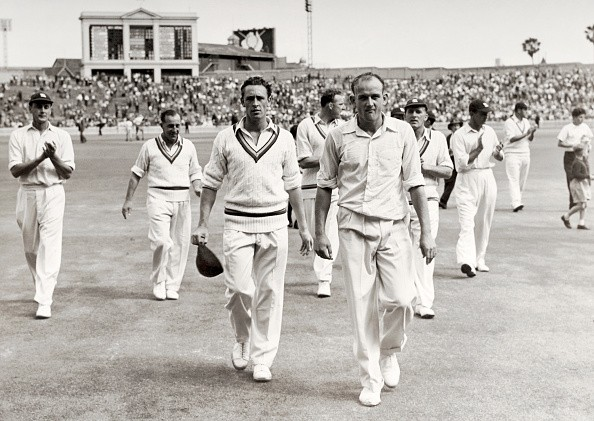 Former English paceman Frank Tyson dies at the age of 85