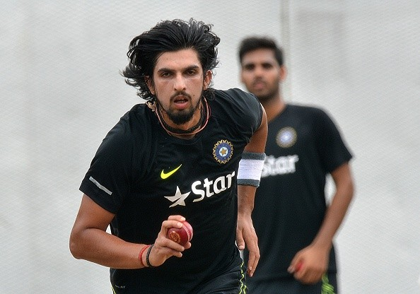 Ishant Sharma Penalized!