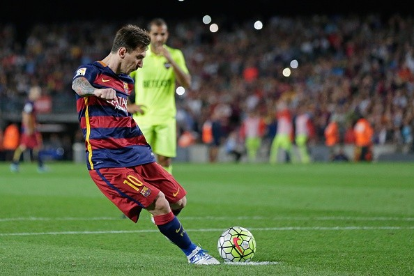 Luis Enrique says Lionel Messi will still take penalties ...