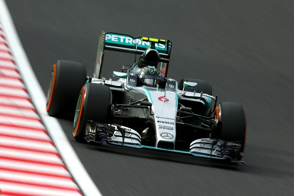 Japanese Grand Prix Qualifying report: Nico Rosberg on pole, Dany Kvyat in big crash