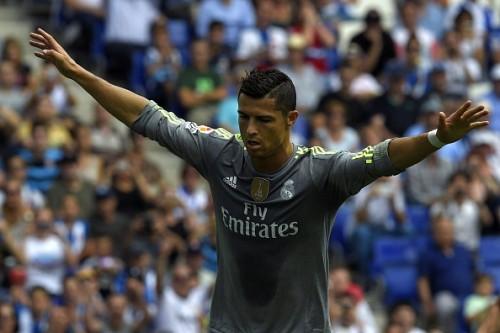 all time highest goalscorers europe Cristiano Ronaldo