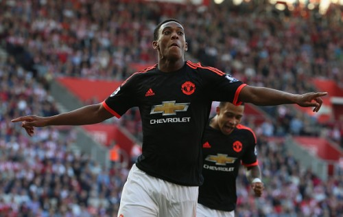 Anthony Martial most clinical EPL