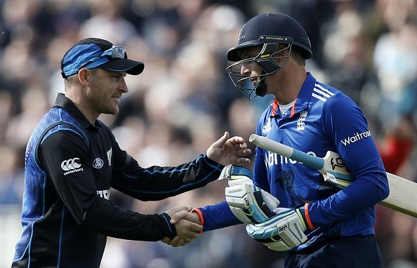 Brendon McCullum New Zealand Cricket