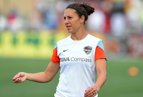 Interview With Carli Lloyd I Would Love To Play Against Men
