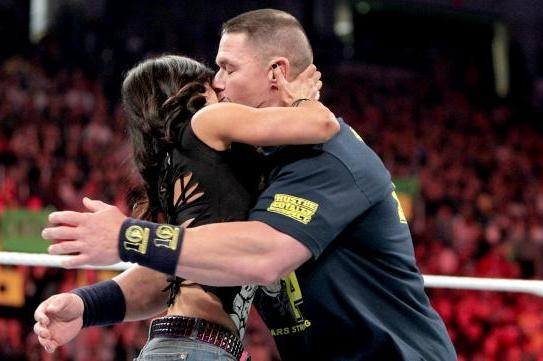 5 High Impact Kisses In Wwe