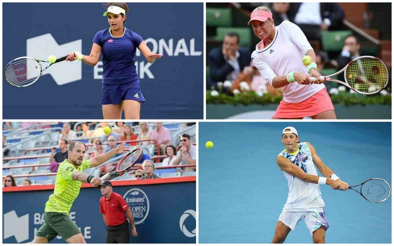 US Open Doubles Preview: Sania Mirza, Bopanna and Paes to play on Day 5