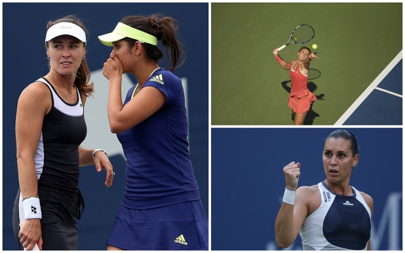 US Open Doubles Preview: Mirza-Hingis in action, Paes to play Bopanna in mixed doubles on Day 10