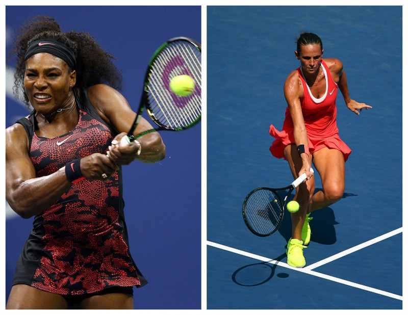 US Open: Women's Semi-Final Preview: Serena, Halep favourites