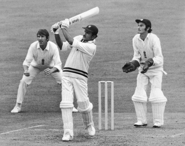 India England Cricket 1971