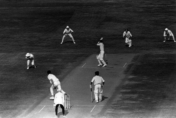 India England Cricket 1972