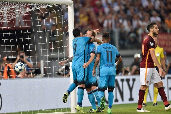 Champions League: Bayern Munich and Chelsea win, Barcelona draw Roma while Arsenal lose