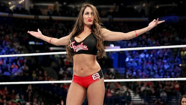 John Cena Number >> WWE - Nikki Bella and the Divas conspiracy