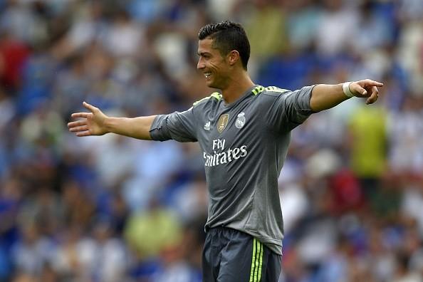 reputable site 1faad 251fa Cristiano Ronaldo breaks Raul's record during Real Madrid's ...