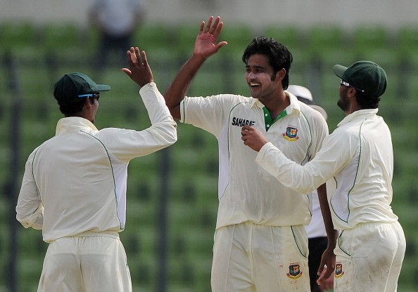 Shahadat Hossain Bangladesh Cricket