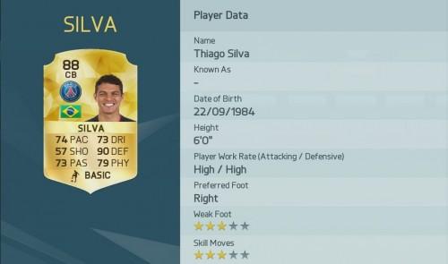 Thiago Silva FIFA 16 9