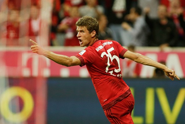 is thomas muller the third best footballer in the world